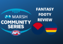 Marsh Community Series Review | Crows Vs Demons