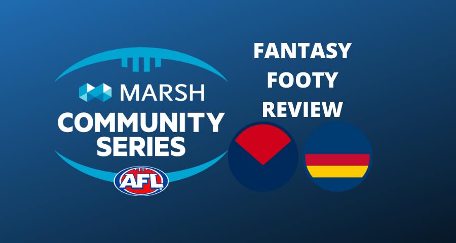 Marsh Community Series Review | Crows Vs Demons