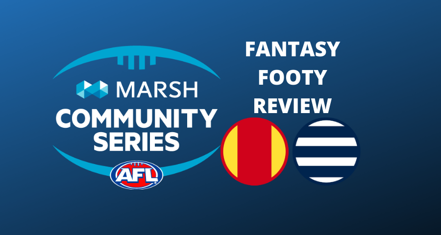 Marsh Community Series Review | Cats Vs Suns