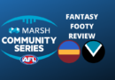 Marsh Community Series | Lions Vs Power