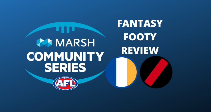 Marsh Community Series | Eagles Vs Bombers