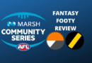 Marsh Community Series Review | Giants Vs Tigers
