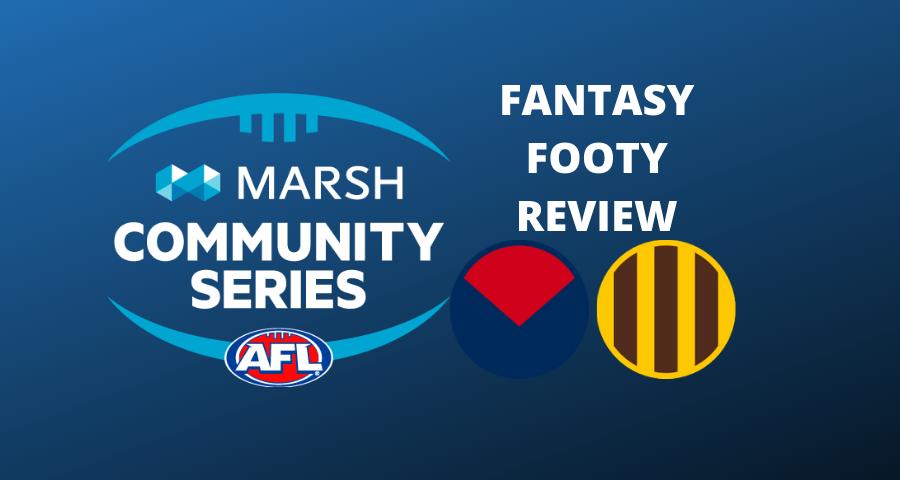 Marsh Community Series Review | Demons Vs Hawks