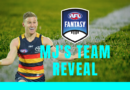 AFLFantasy Team Reveal | MJ