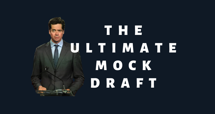 The Ultimate Mock Draft