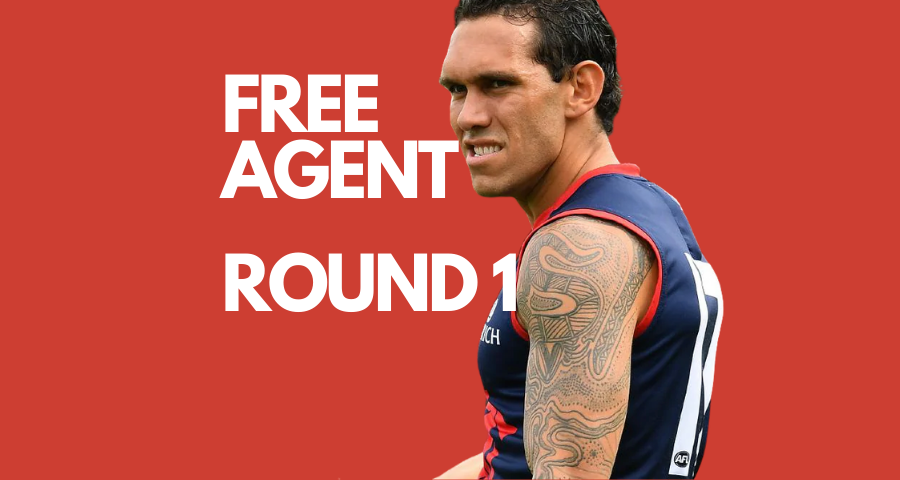 Draft Free Agents | Round One