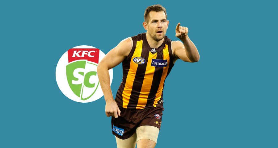 SuperCoach Player of the Decade | Hawthorn Hawks