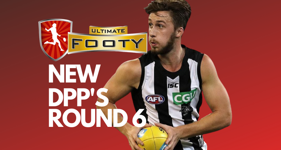 UltimateFooty: Round 6 Positional Changes