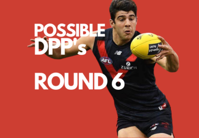 UltimateFooty | Possible DPP Changes | Round 6
