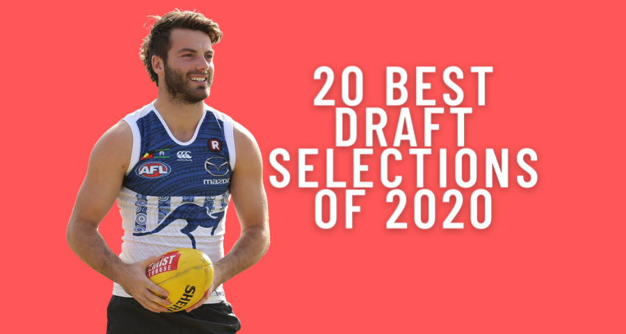 20 Best UltimateFooty Draft Selections of 2020