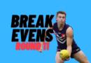 Breakevens | Round 11
