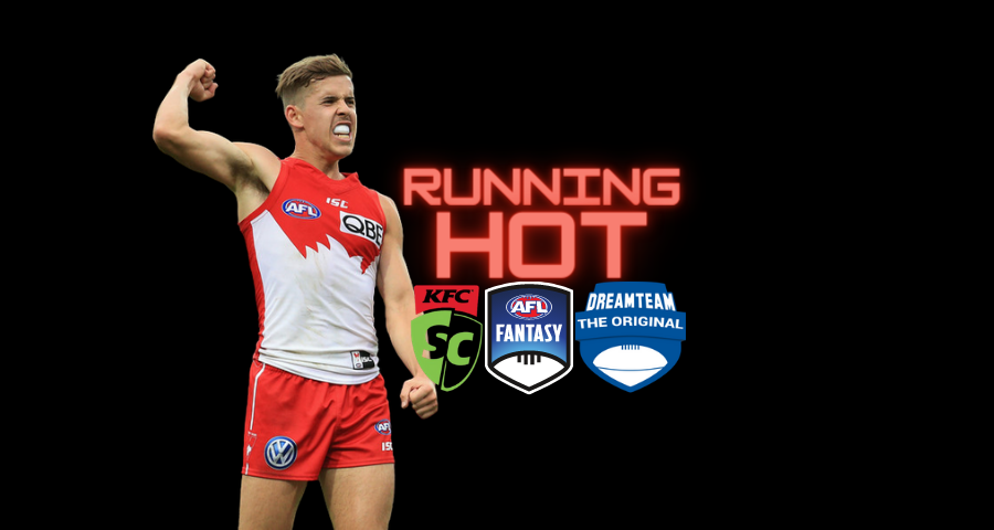 Running Hot   Round 16