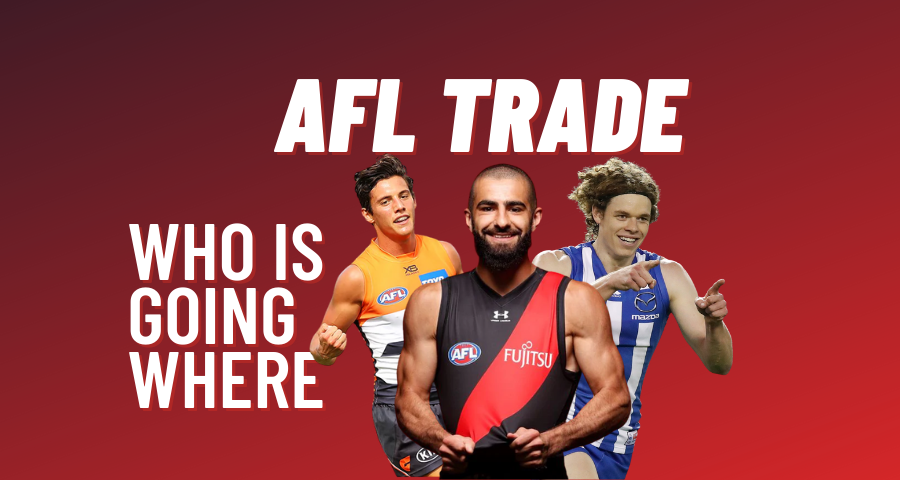 AFL Trade Period | Who Is Going Where