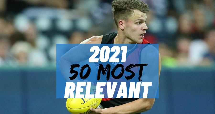 #43 Most Relevant   Jordan Ridley