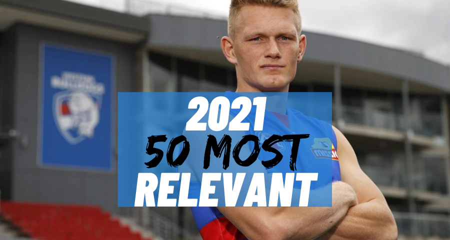 #40 Most Relevant | Adam Treloar