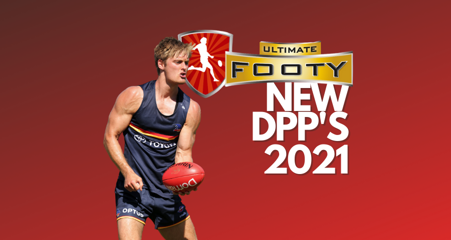 UltimateFooty | Additional Positions for 2021 Revealed