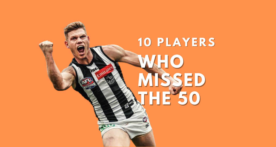 10 Players Who Missed The 50 Most Relevant