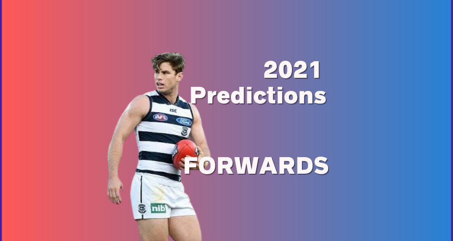 2021 Fantasy Football Predictions | Forwards