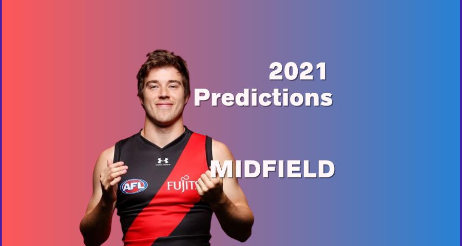 2021 Fantasy Football Predictions | Midfield
