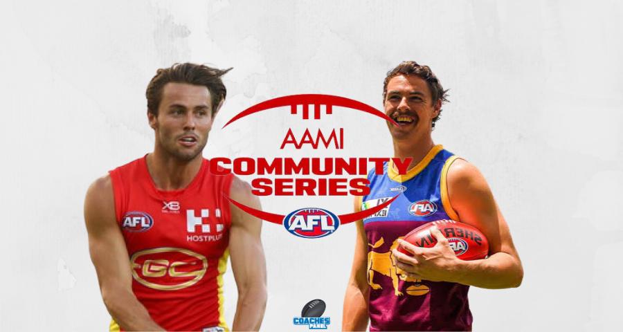 AAMI Community Series Review | Lions Vs Suns