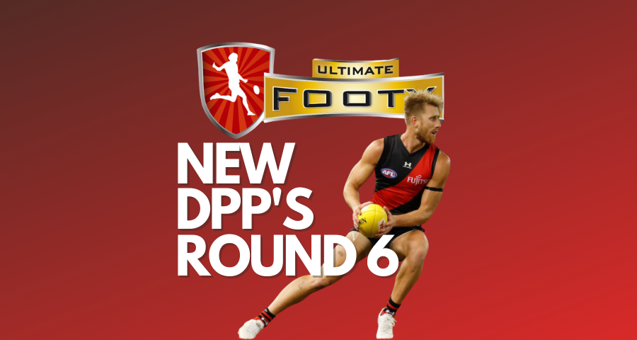UltimateFooty | Round 6 Positional Changes