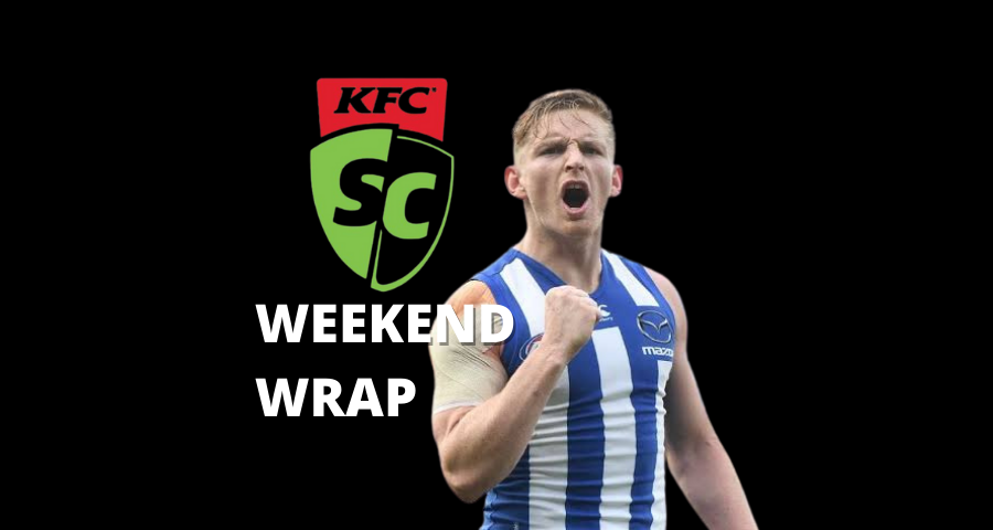 Supercoach Weekend Wrap | Round 3