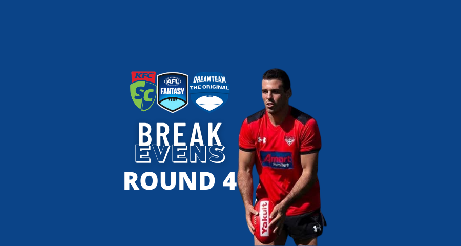 Breakevens | Round Four