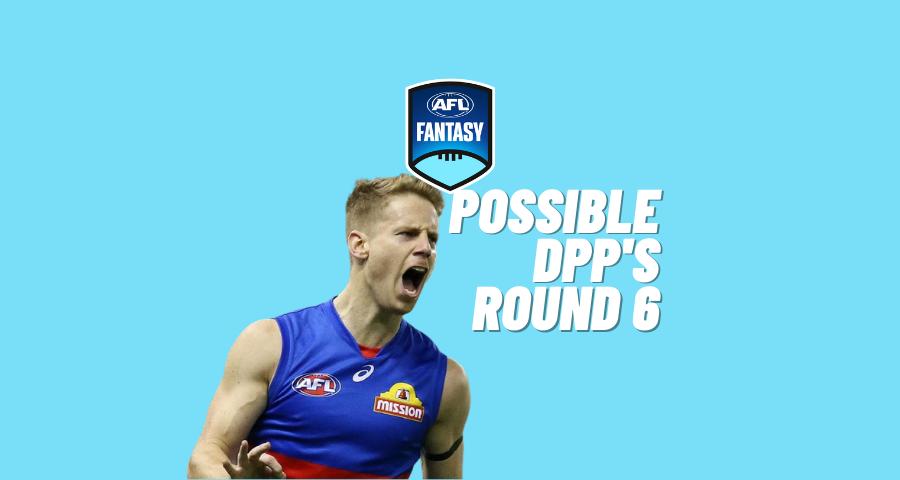 AFLFantasy | Possible DPP Additions | Round 6