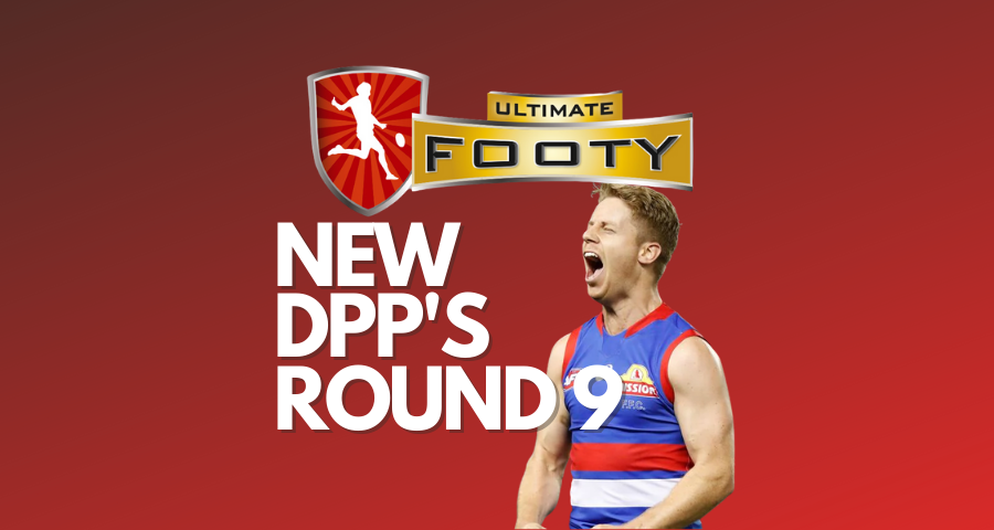 UltimateFooty | Round 9 Positional Changes