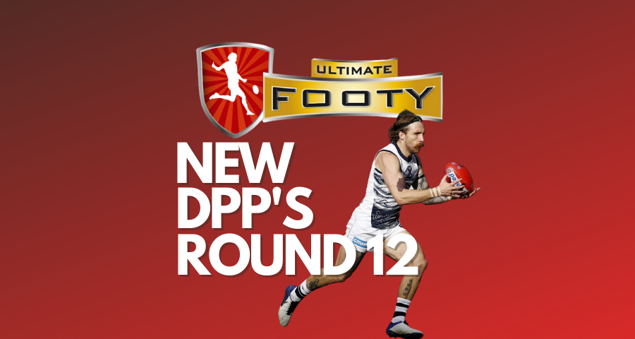 UltimateFooty | Round 12 Positional Changes