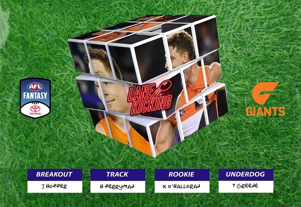AFLFantasy Preseason Watchlist | GWS Giants