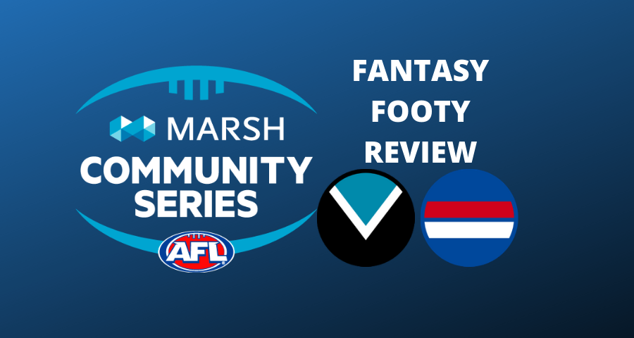 Marsh Community Series Review | Power Vs Bulldogs