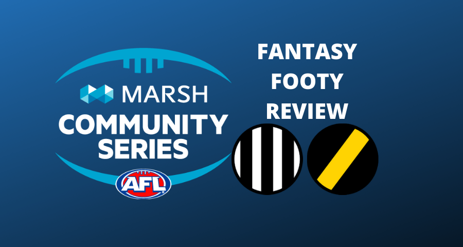 Marsh Community Series Review | Magpies Vs Tigers