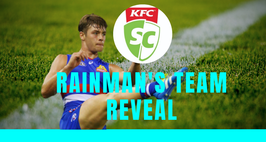 SuperCoach Team Reveal | Rainman