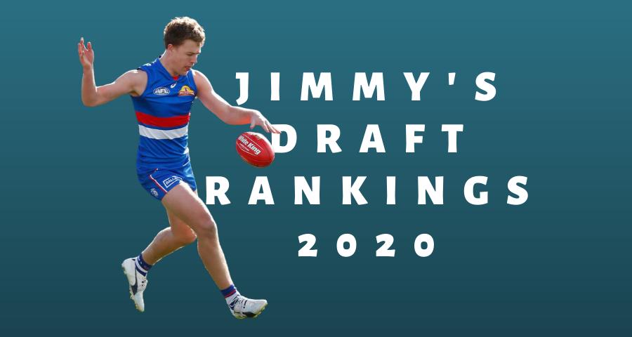 2020 Draft Rankings