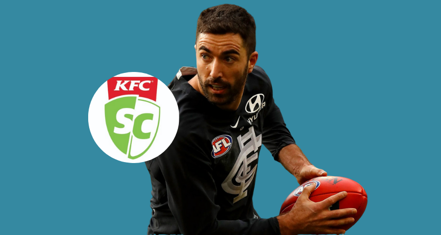 SuperCoach Player of the Decade | Carlton Blues