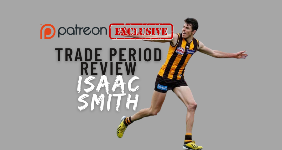 Patreon Exclusive | Free Agency Review | Isaac Smith