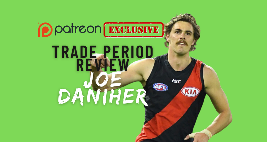 Patreon Exclusive | Free Agency Review | Joe Daniher