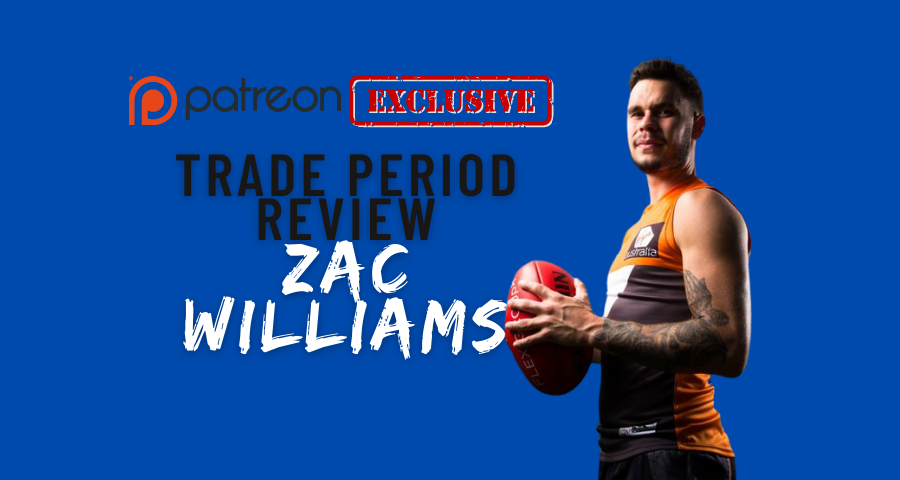 Patreon Exclusive | Free Agency Review | Zac Williams