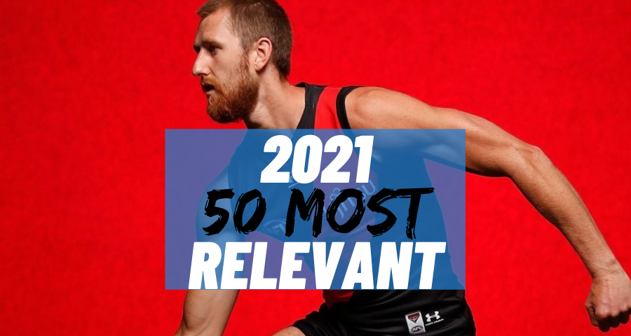 #23 Most Relevant | Dyson Heppell