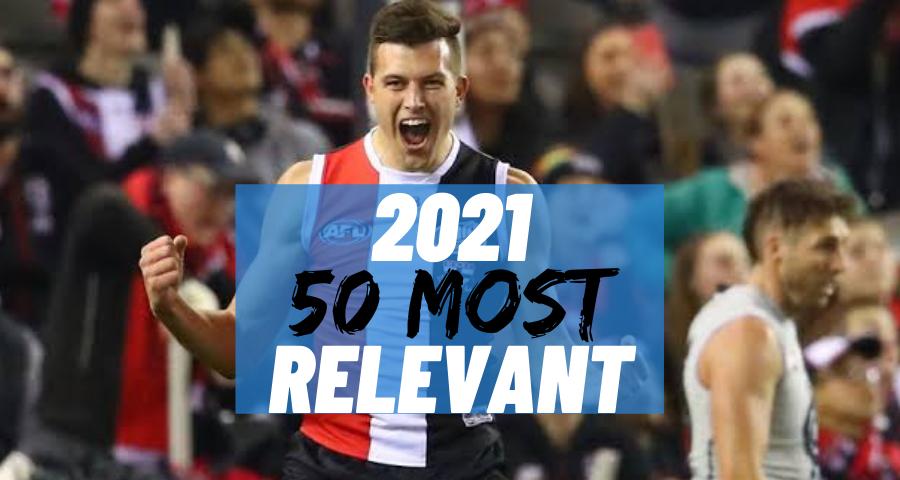 #21 Most Relevant | Rowan Marshall