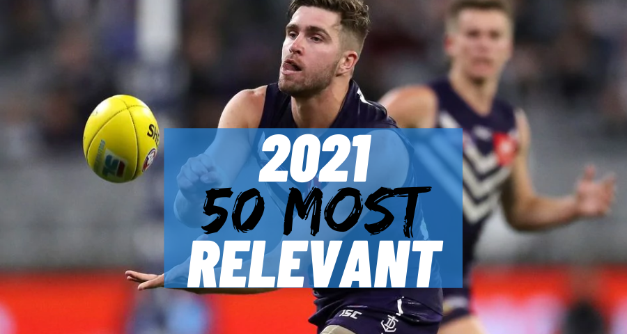 #33 Most Relevant   Luke Ryan