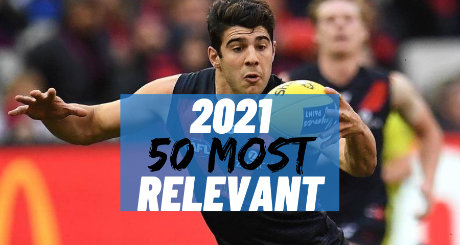 #26 Most Relevant | Christian Petracca