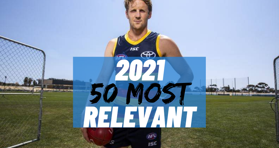 #24 Most Relevant | Rory Sloane
