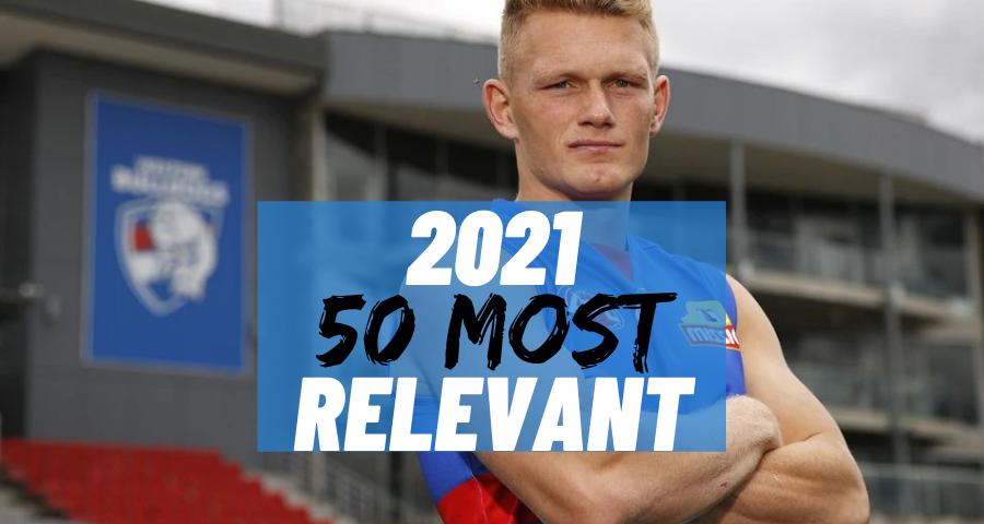 #40 Most Relevant   Adam Treloar