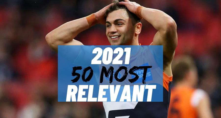 #29 Most Relevant | Tim Taranto