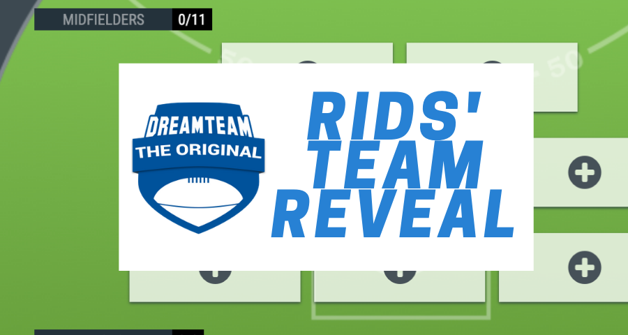 Patreon Exclusive | Rids DreamTeam Reveal