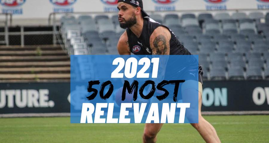 #18 Most Relevant | Zac Williams