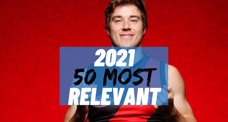 #17 Most Relevant | Zach Merrett