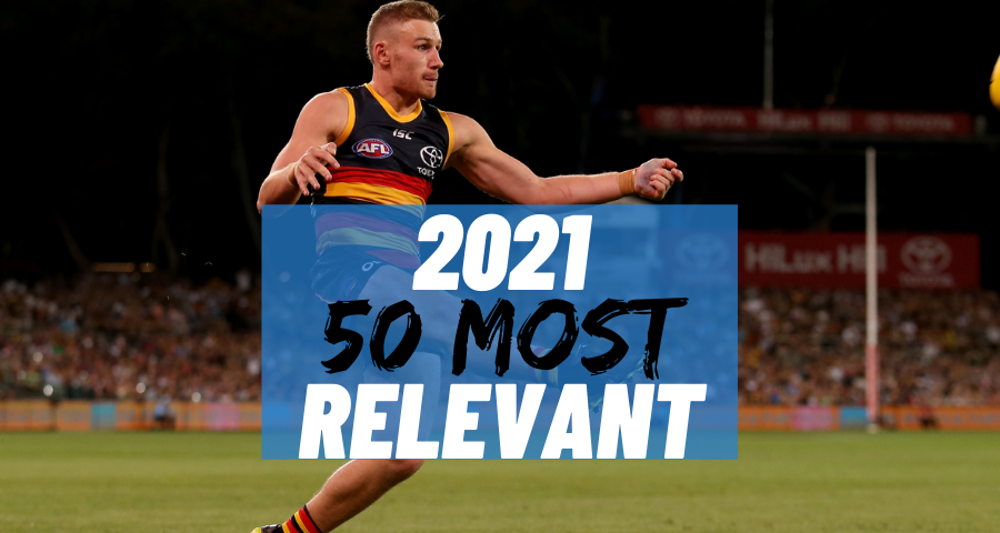 #12 Most Relevant | Rory Laird